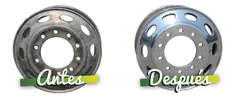 Cómo pulir aluminio | antes y después