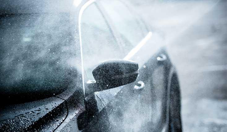 Pulir coche lavado
