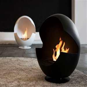 chimenea de diseño