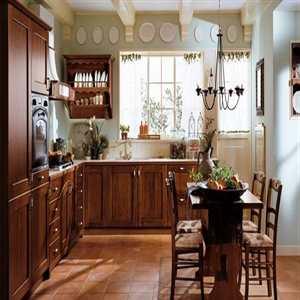 Cocinas clásicas artesanales