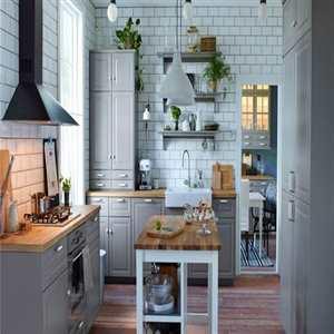 Cocinas amuebladas Ikea