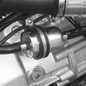 ejemplo de filtro de gasolina